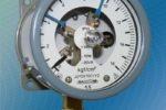 Схемы подключения электроконтактных манометров